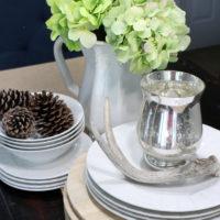 how to arrange a hydrangea flower arrangemen