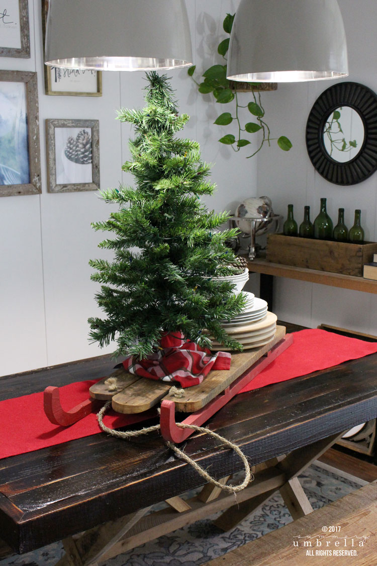 christmas home tour decor