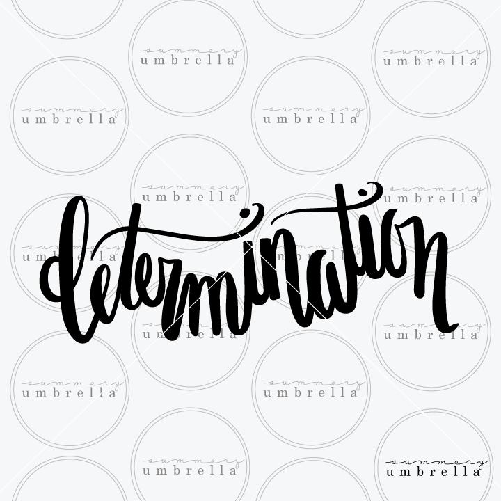 determination svg