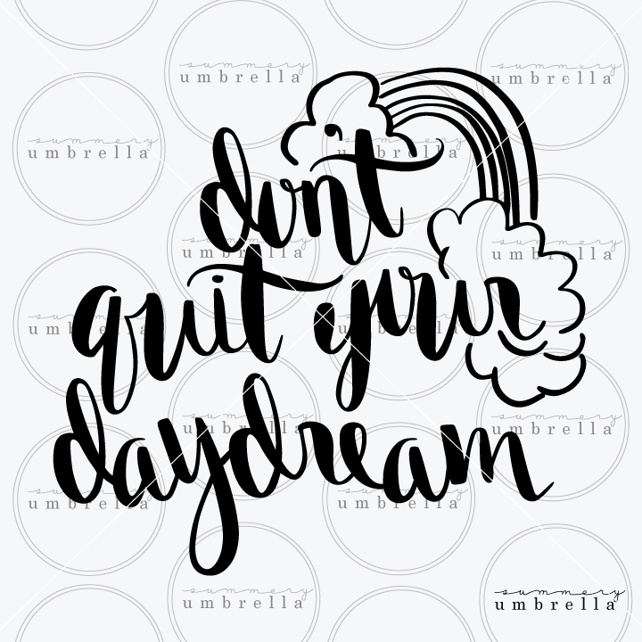 Daydream printable