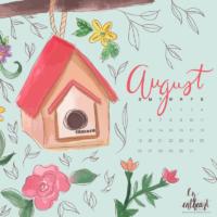 august calendar download