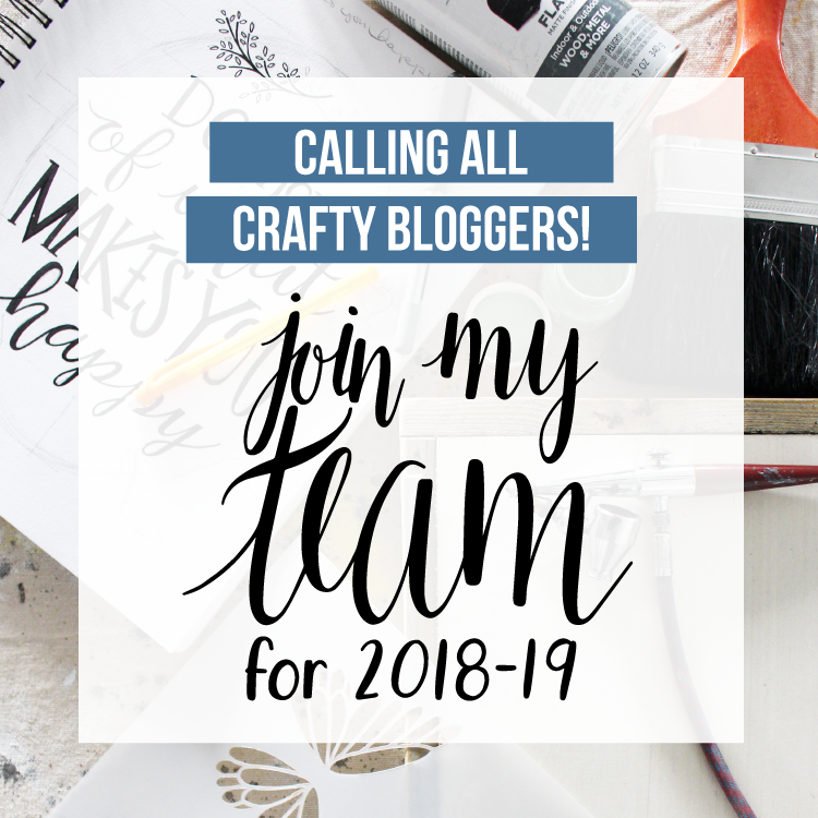 Calling all Crafty Bloggers: I'm Looking for You!