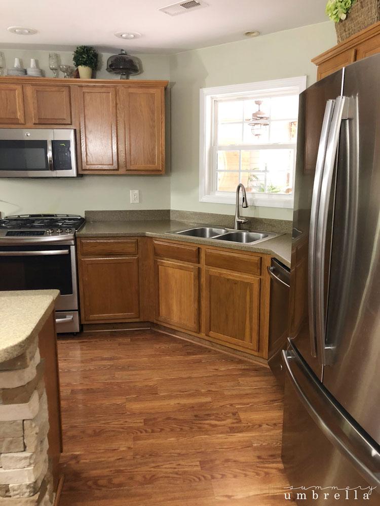 paint kitchen cabinest