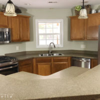 kitchen cabinets without sanding