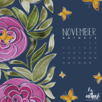 November calendar download