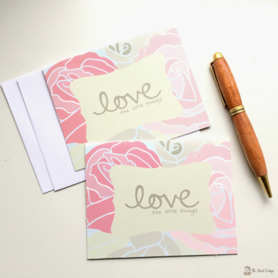 How to Create Printable Valentine's Day Cards