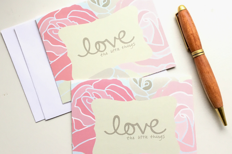 How to Create Printable Valentines Day Cards by The Birch Cottage