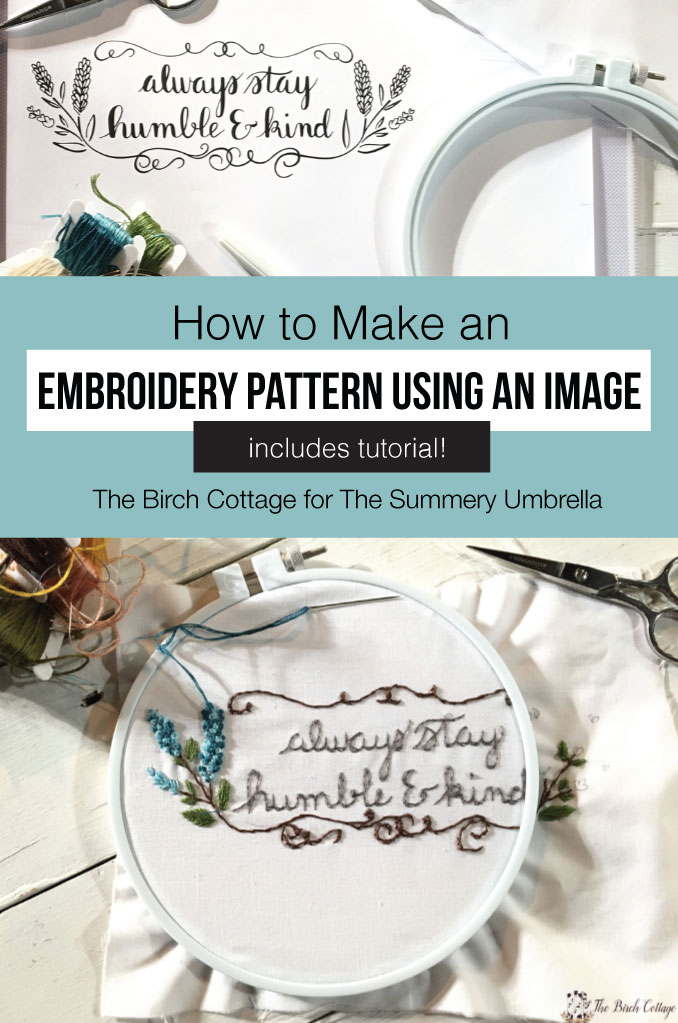photograph regarding Printable Embroidery Patterns known as How towards Build an Embroidery Behavior Getting an Impression LZ Cathcart