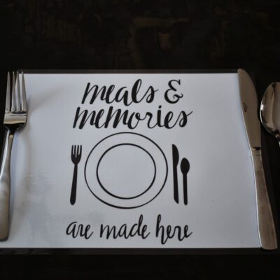 Easy to Make Educational Kids' Placemats