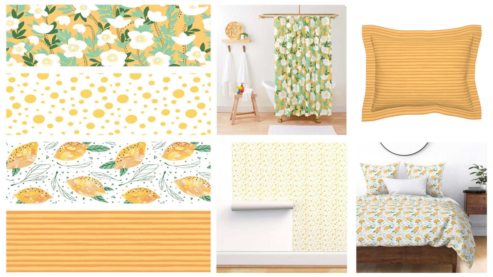 Lemonade Patterns