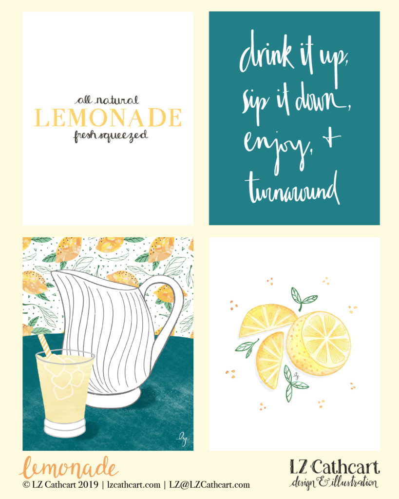 Looking for a delicious homemade lemonade recipe? Not only is it super yummy, but as natural as they come. You won't want to miss this one! #homelemonaderecipe #lemonade #naturallemonade #lemonaderecipe #lemonaderecipewithhoney #lemonadesigns