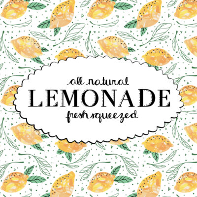 Delicious Homemade Lemonade Recipe
