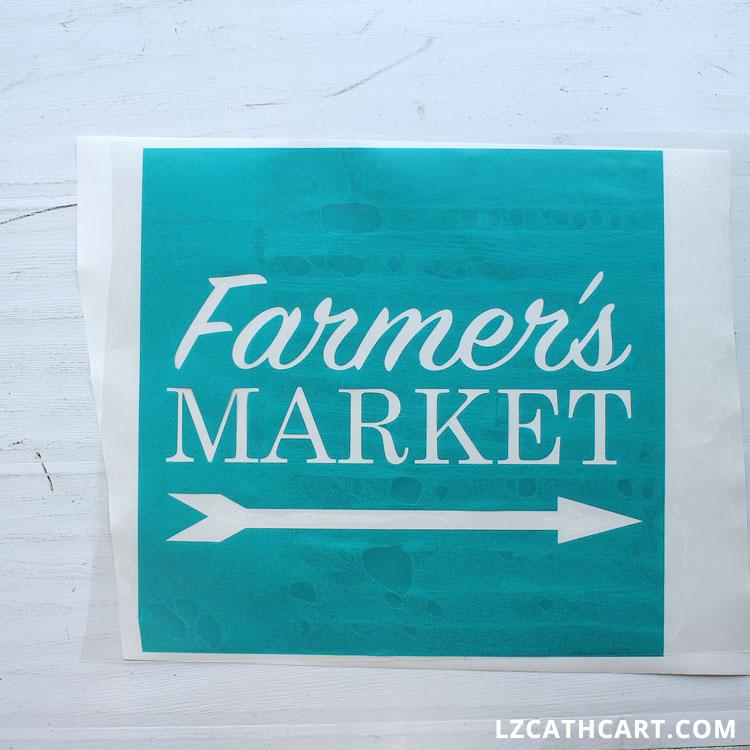 farmers market SVG