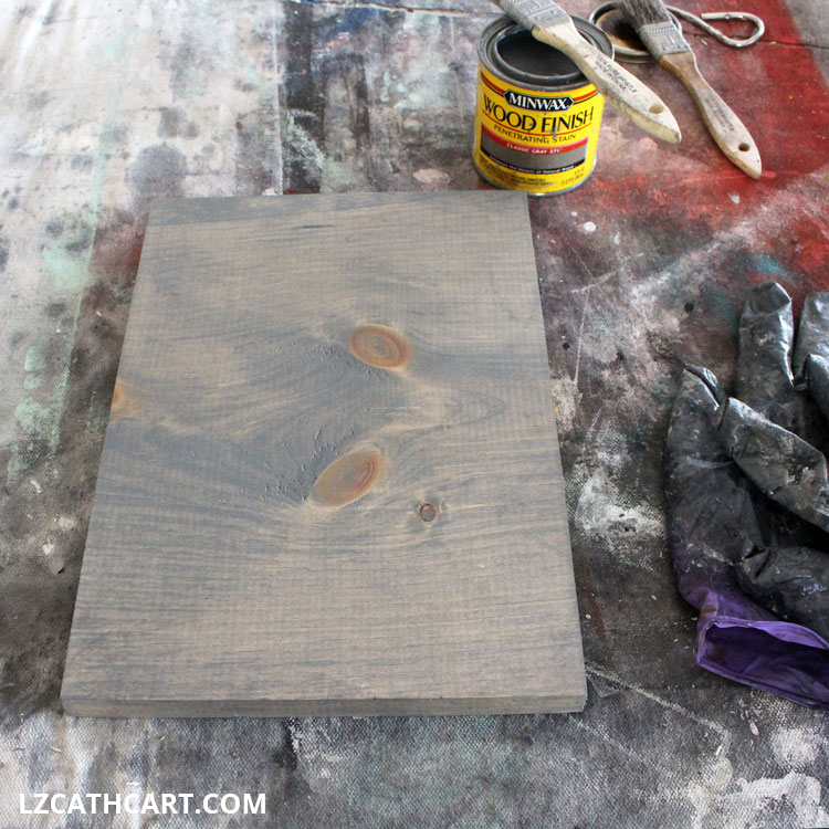 Minwax Classic Gray stain