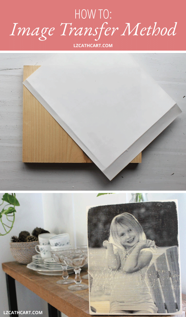 This is not another wax paper image transfer to wood tutorial! This method is by far the easiest and most consistent that you'll ever use, and will definitely become your new go to. #irononimagetransfer #imagetransfer #phototransfer #diyimagetransfer