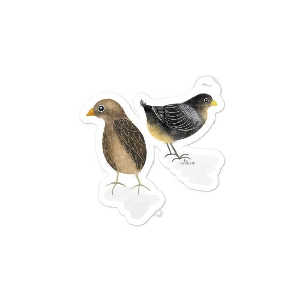 Baby Chicks sticker
