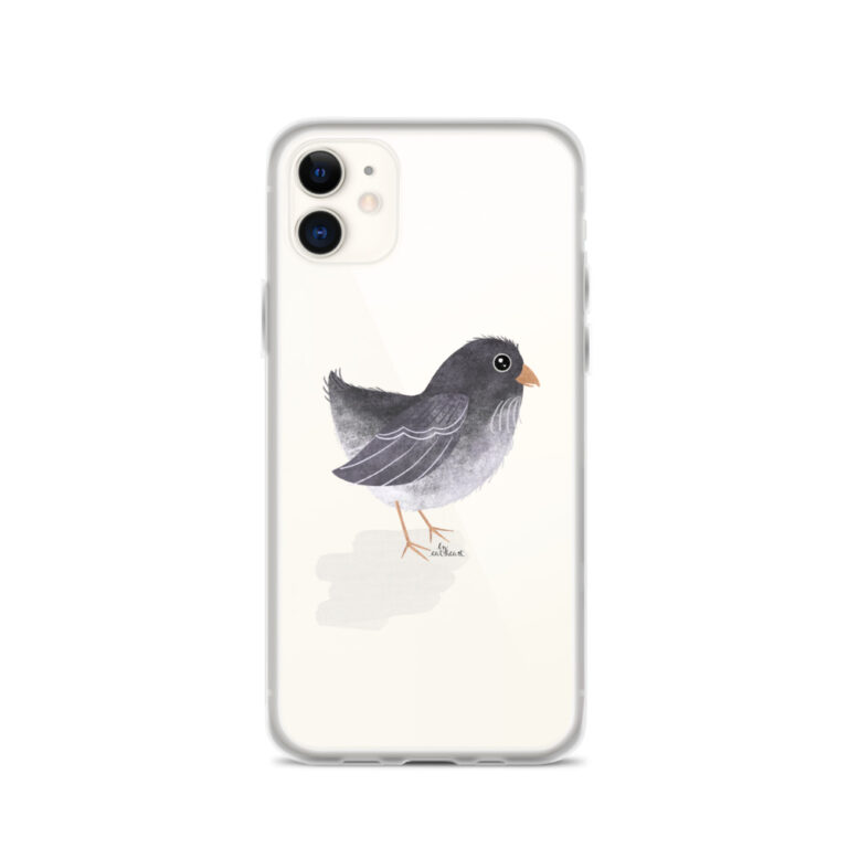 easter egger chick iphone case