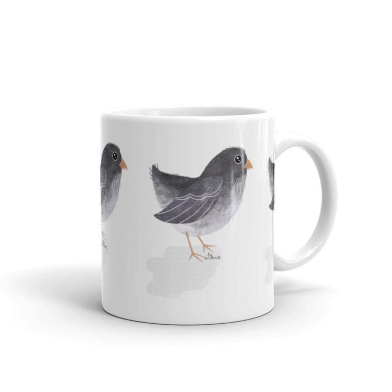 easter egger chick mug