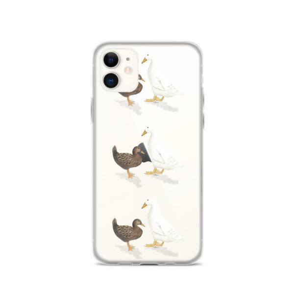 farm ducks iphone case