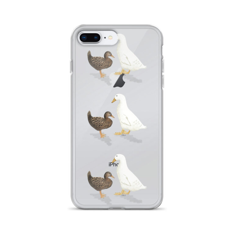 farm ducks iphone case