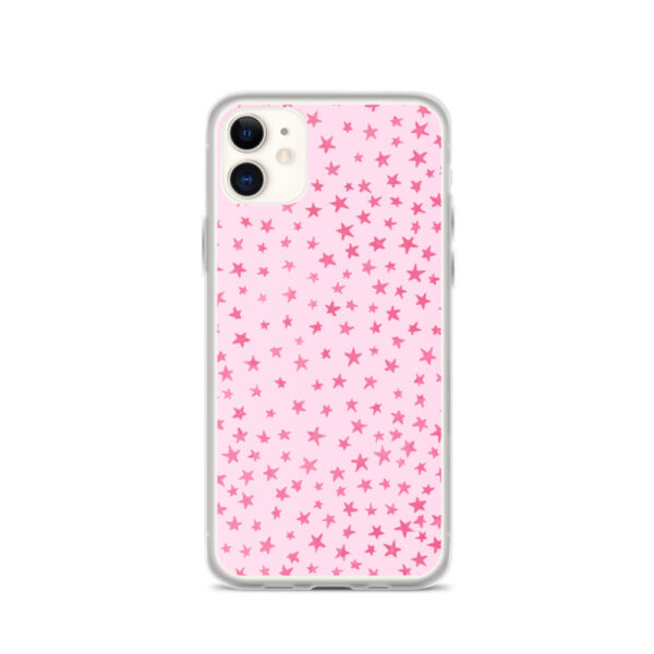 whimsical stars iphone case