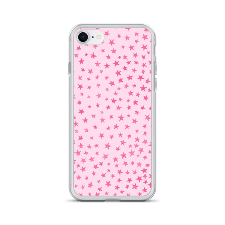 whimsical stars iphone case