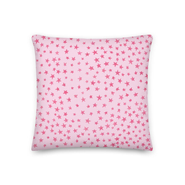 whimsical stars pillow 2