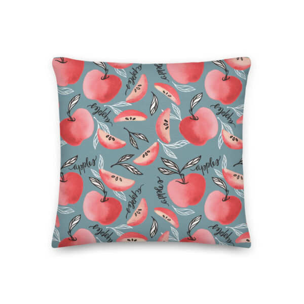 Red Apples Pillow