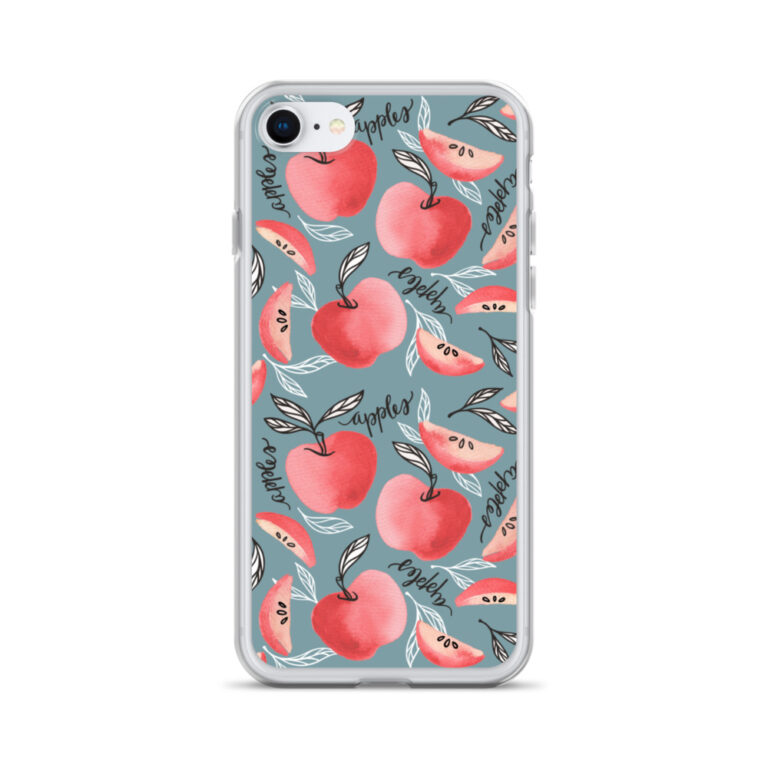Red Apples iPhone Case