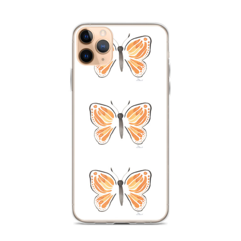onarch Butterfly iPhone case 10