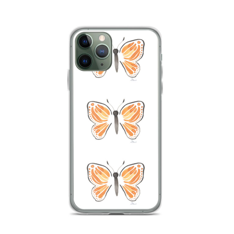 onarch Butterfly iPhone case 11