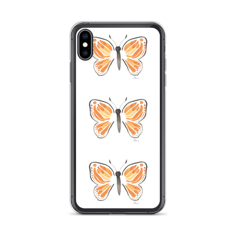 onarch Butterfly iPhone case 2