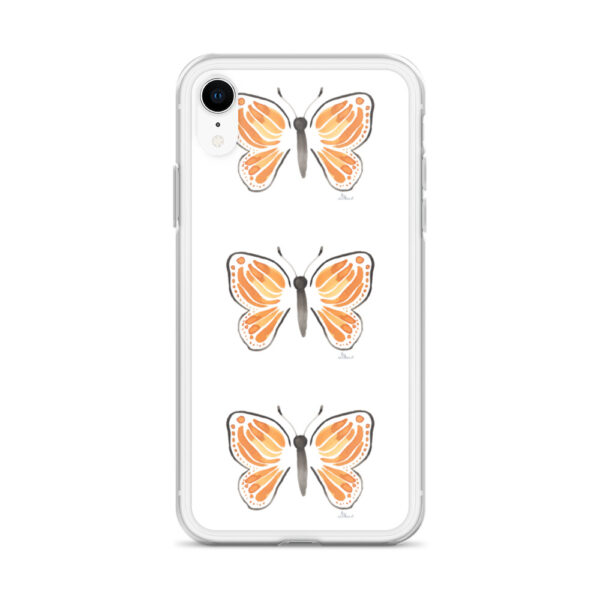 onarch Butterfly iPhone case 3