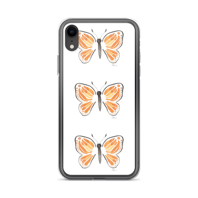 onarch Butterfly iPhone case 4
