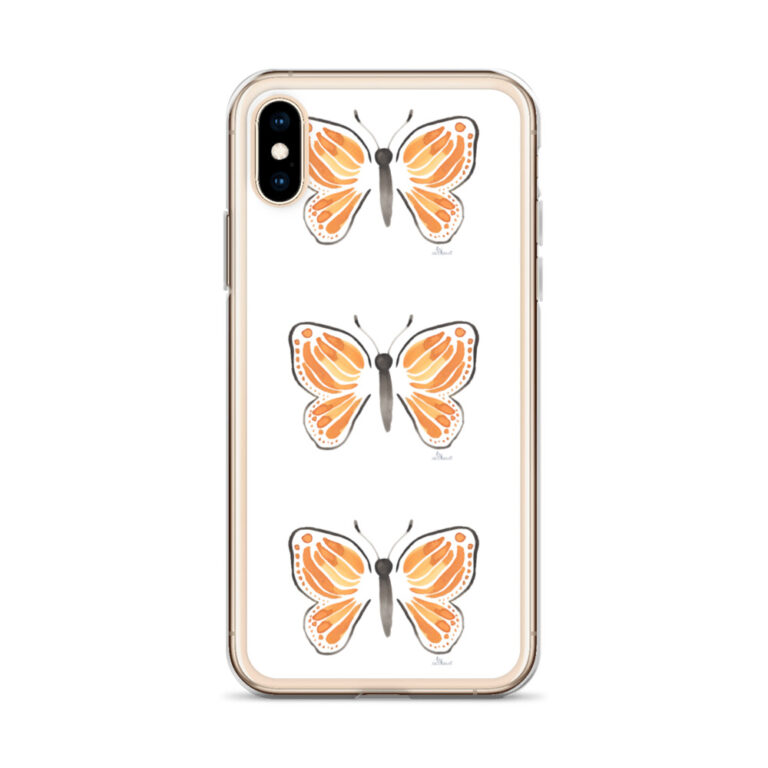 onarch Butterfly iPhone case 5