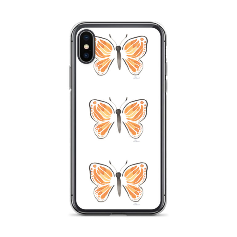onarch Butterfly iPhone case 6