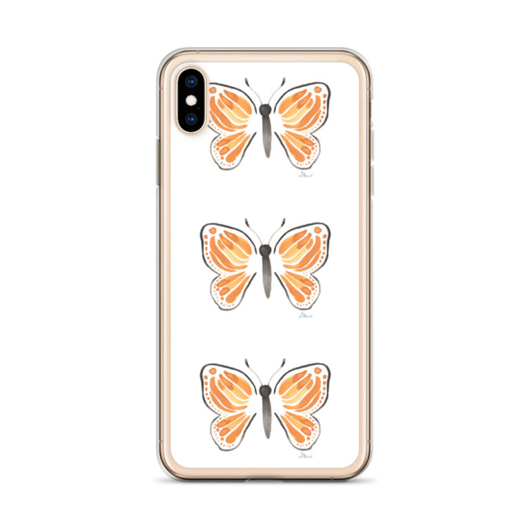 onarch Butterfly iPhone case
