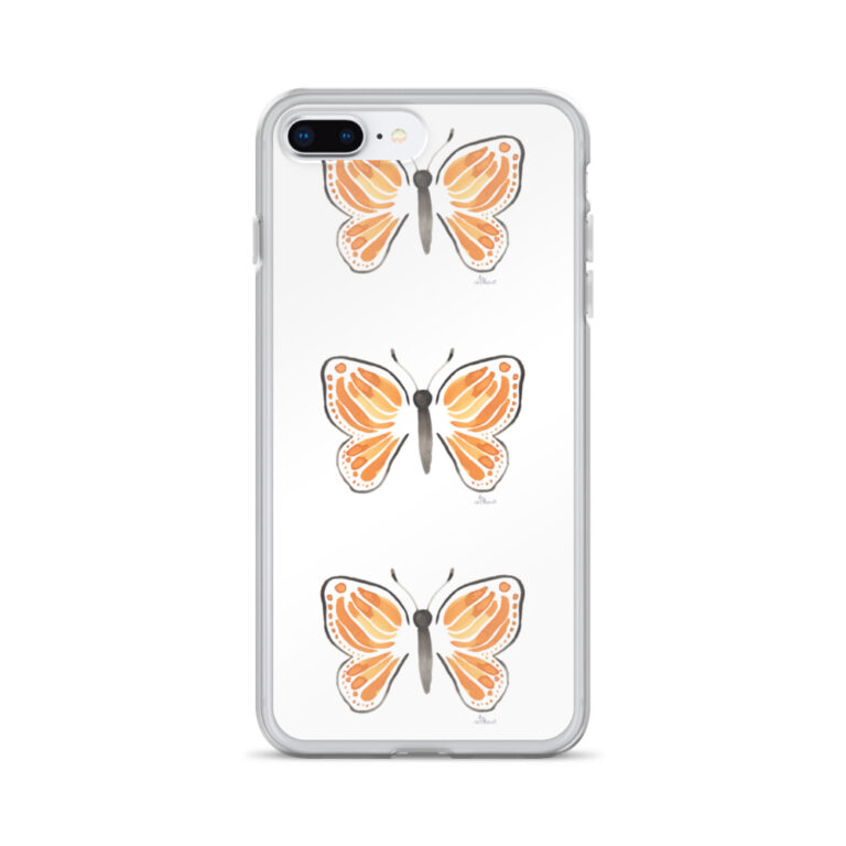 onarch Butterfly iPhone case 9