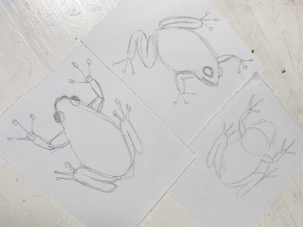 drawing practice pencil
