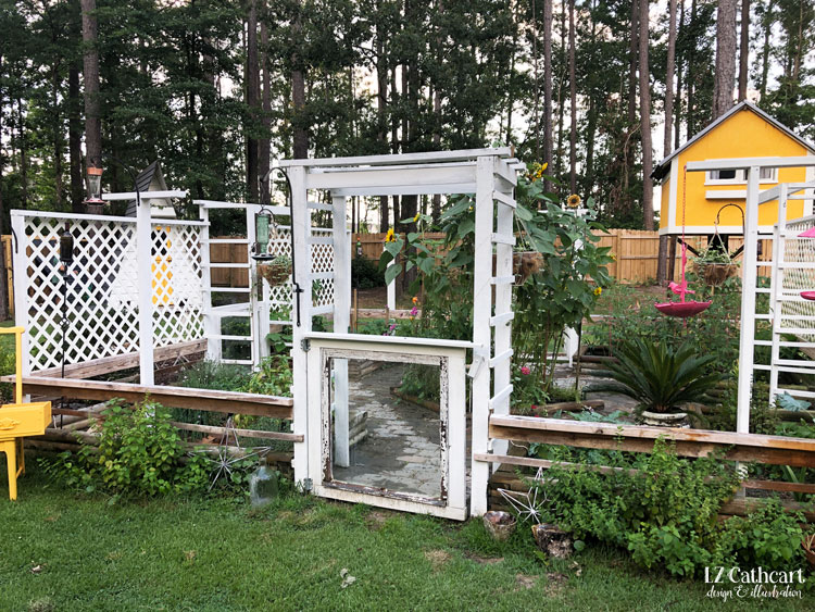 Do you have a small garden, but would like to maximize the space? Learn how with these helpful small garden ideas and tips!