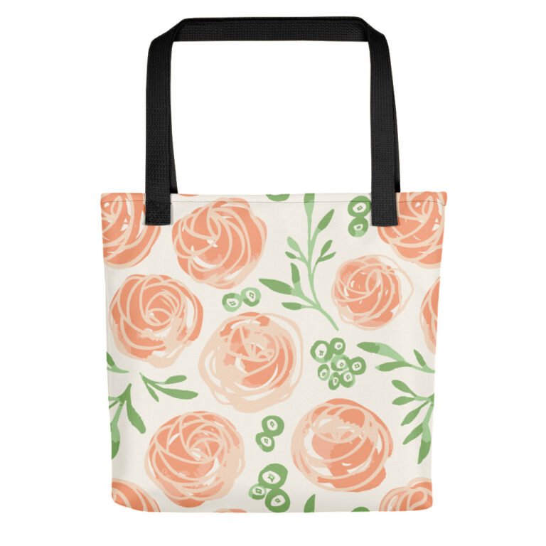 frosting tops tote bag